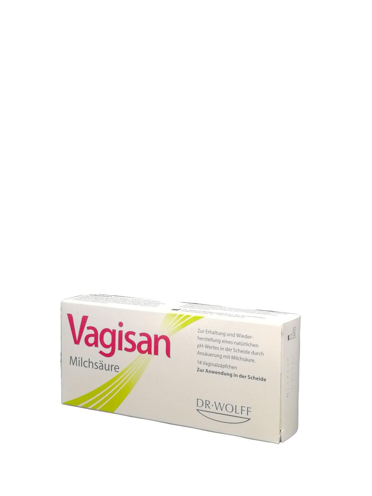 Vaginalzäpfchen Verhütung